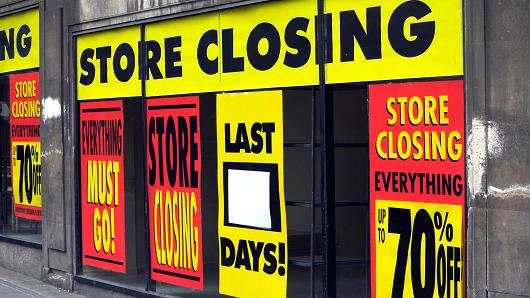 Retail Store Closings Pass 2008 High, Thousands More To Come. Get Small Business Funding NOW!