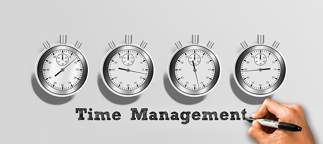 How do I manage my time as a local small business owner