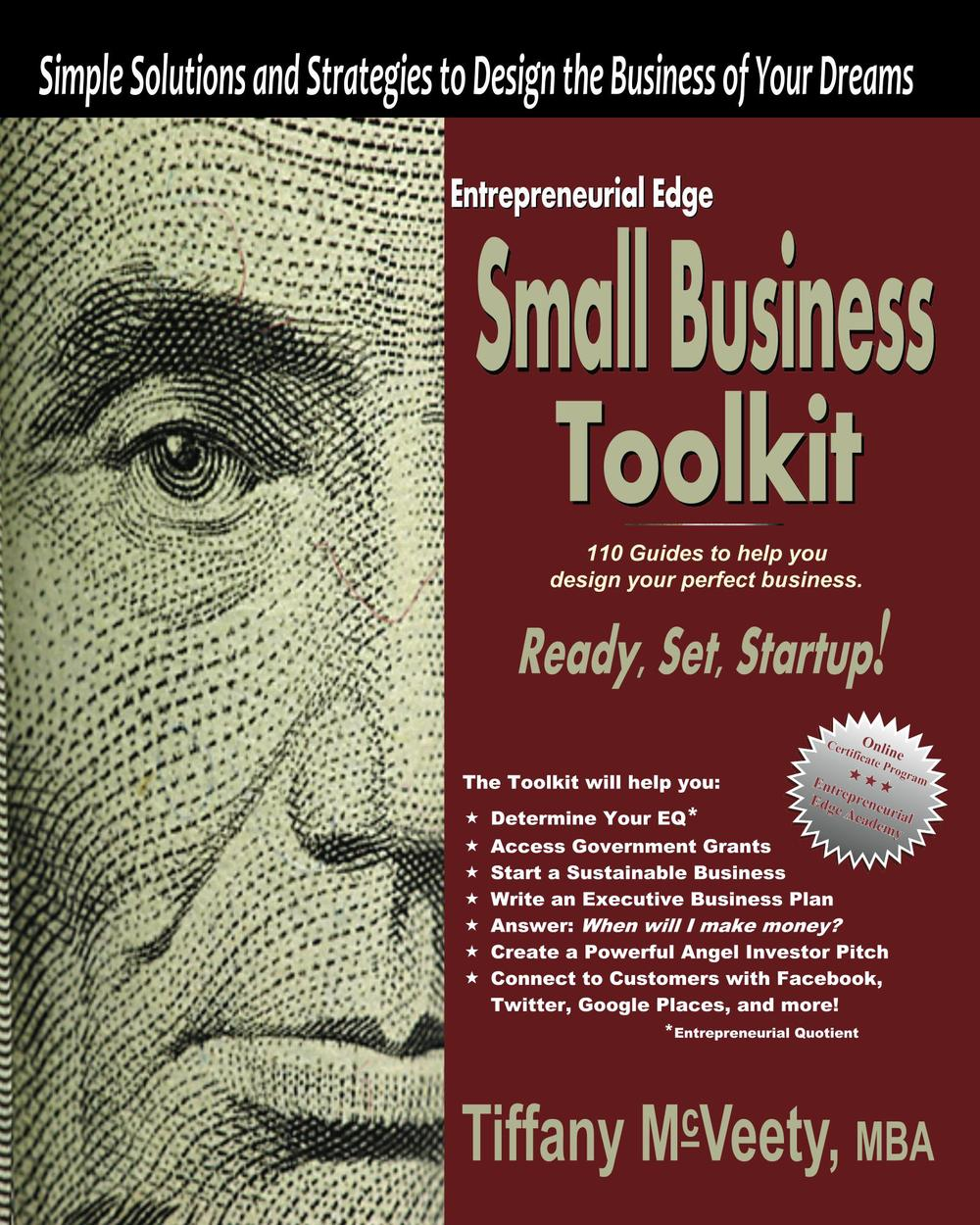 Can't wait?  Get the Small Business Toolkit HERE.
