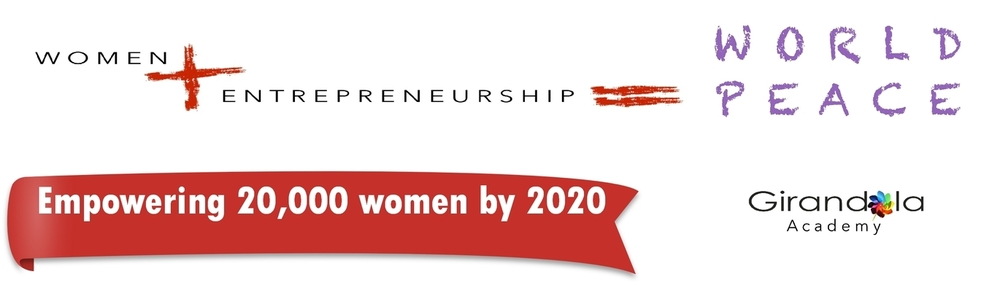 Women plus entrepreneurship campaign