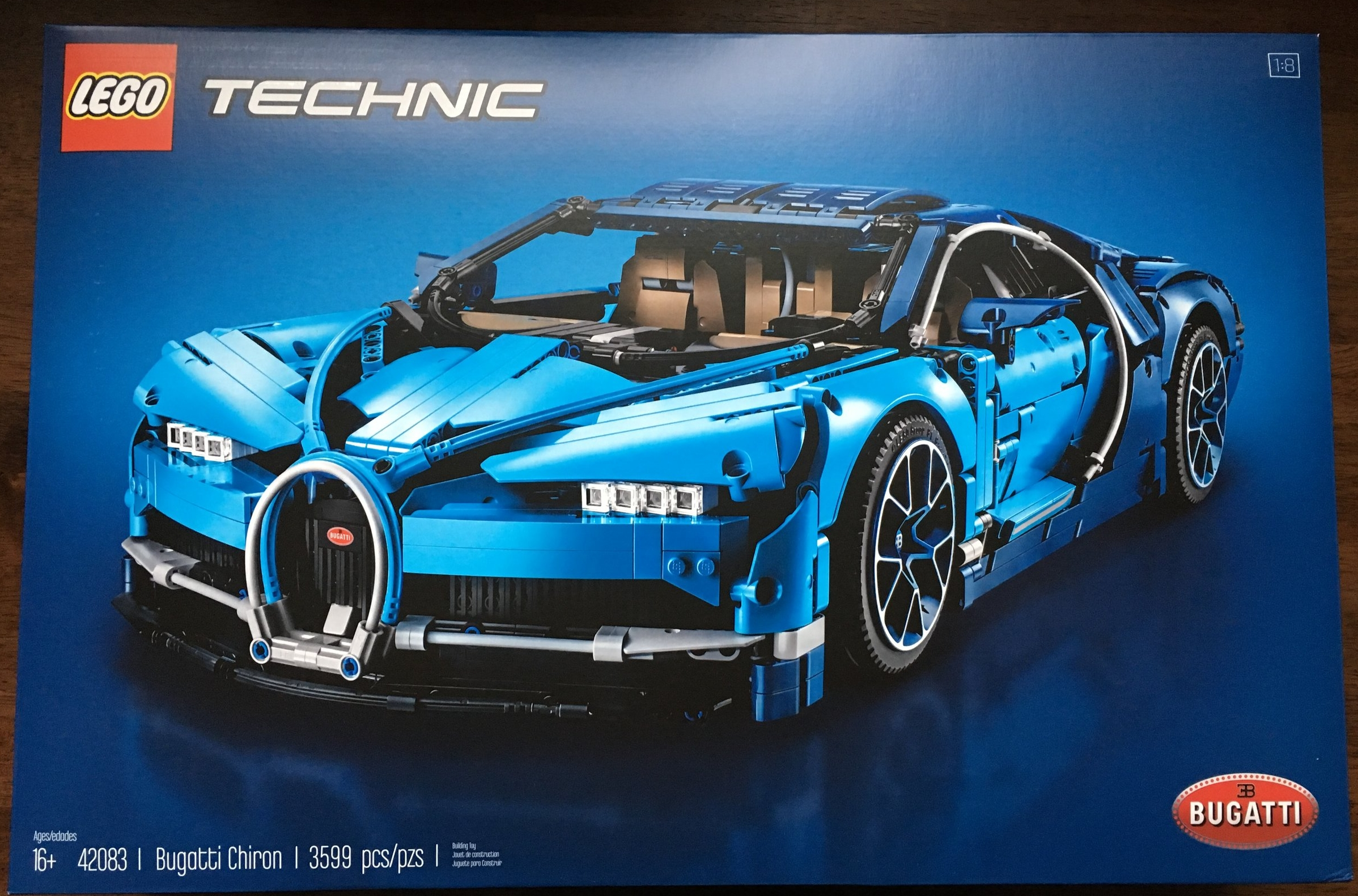 Set Review 42083 1 Bugatti Chiron Technic Part 1 Bricks For Bricks