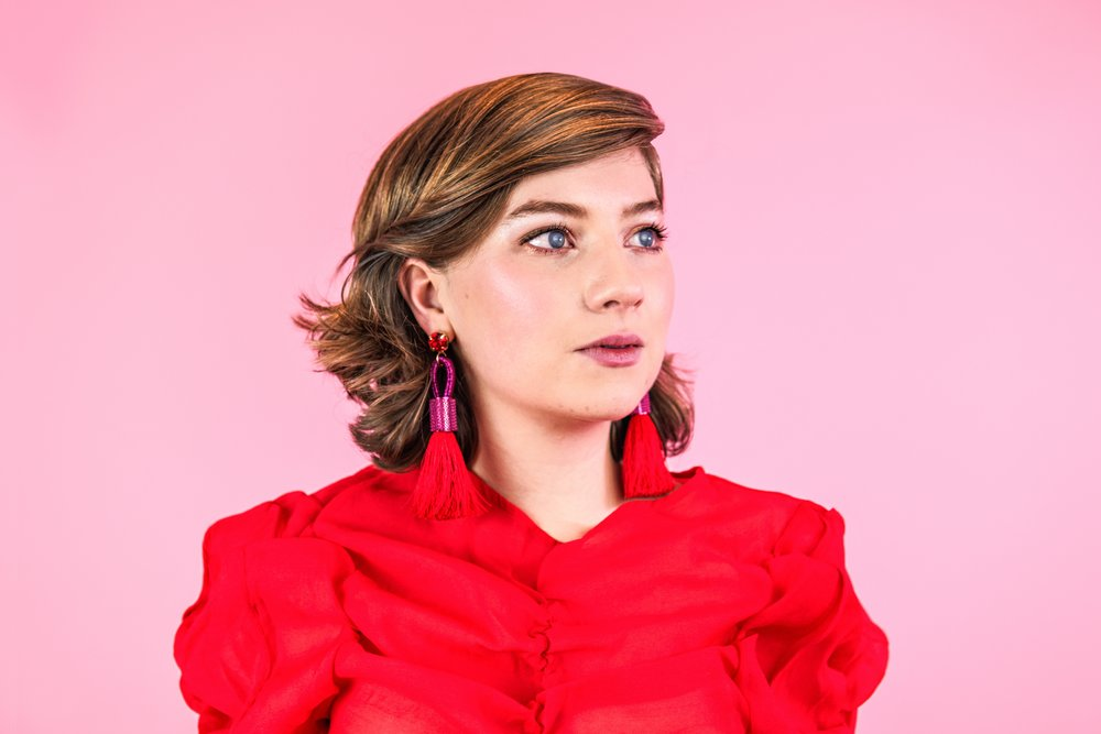 photo of Harriett Allcroft by Giulia McGauran