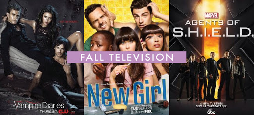 fall television excitement