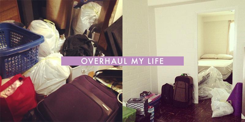 overhaul my life
