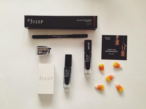 julep's october maven box (bombshell)