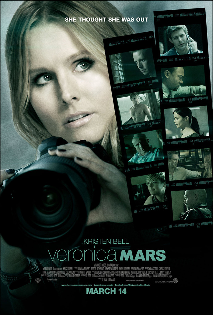 get excited: the veronica mars movie