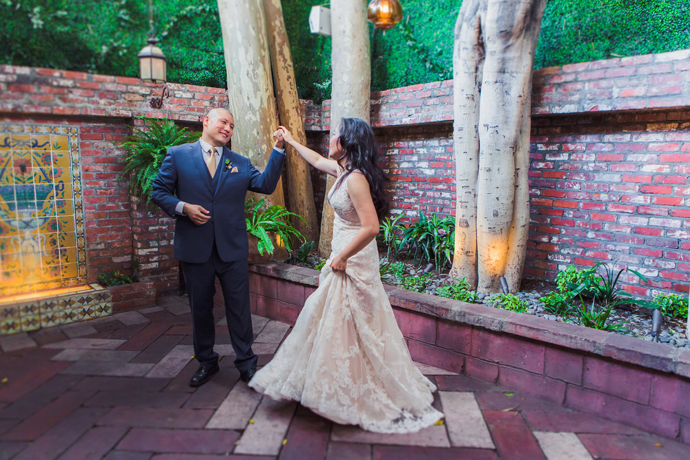 Carondelet House Wedding | Stephen Grant Photography