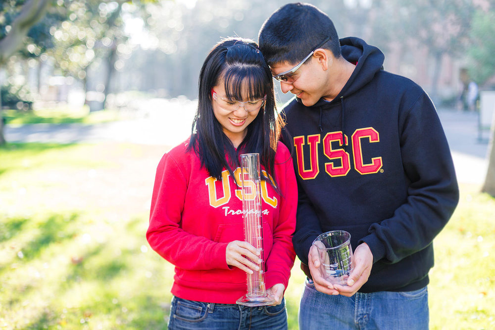 USC Engagement | Stephen Grant Photography
