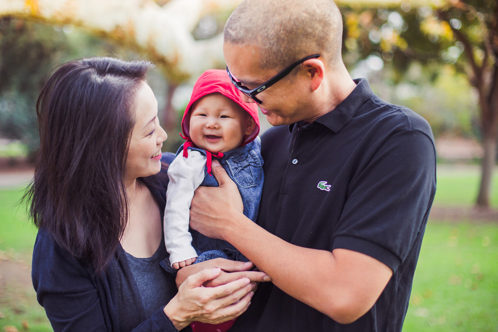 Lacy Park Family Portraits | Stephen Grant Photography