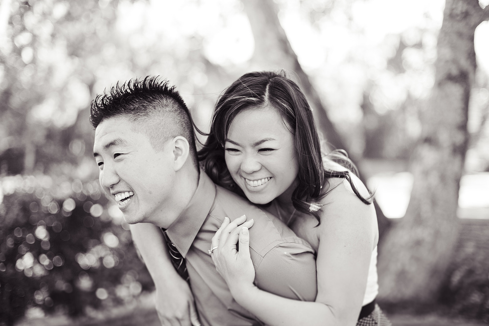 Westlake Village Inn Engagement | Stephen Grant Photography