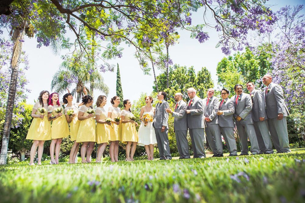 Pickwick Gardens Wedding | Stephen Grant Photography