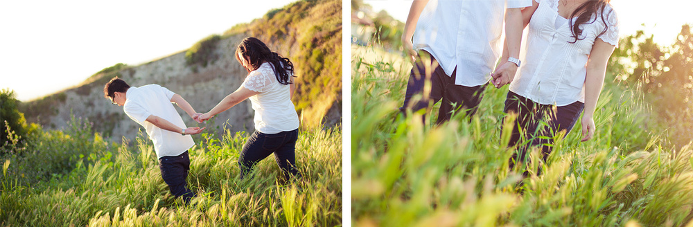 Malaga Cove Engagement Palos Verdes | Stephen Grant Photography
