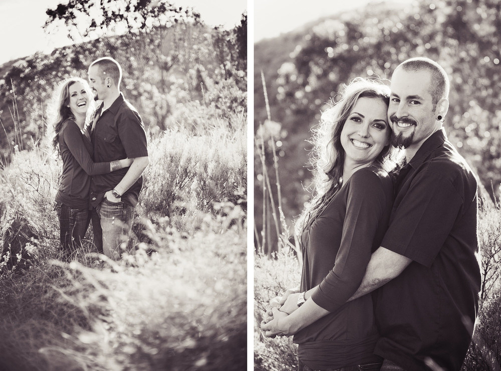 Will Rogers Park Engagement | Stephen Grant Photography