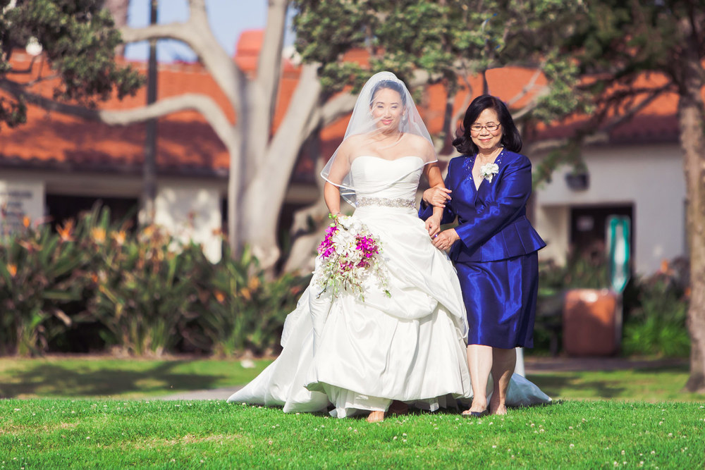 Redondo Beach Historic Library Wedding | Stephen Grant Photography