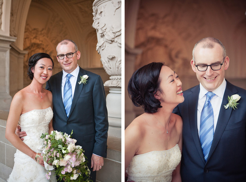 San Francisco City Hall Wedding | Stephen Grant Photography