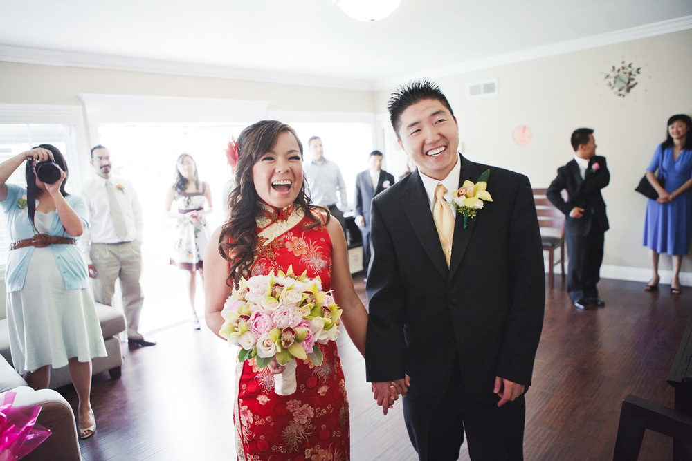 Chinese Wedding Tea Ceremony | Stephen Grant Photography