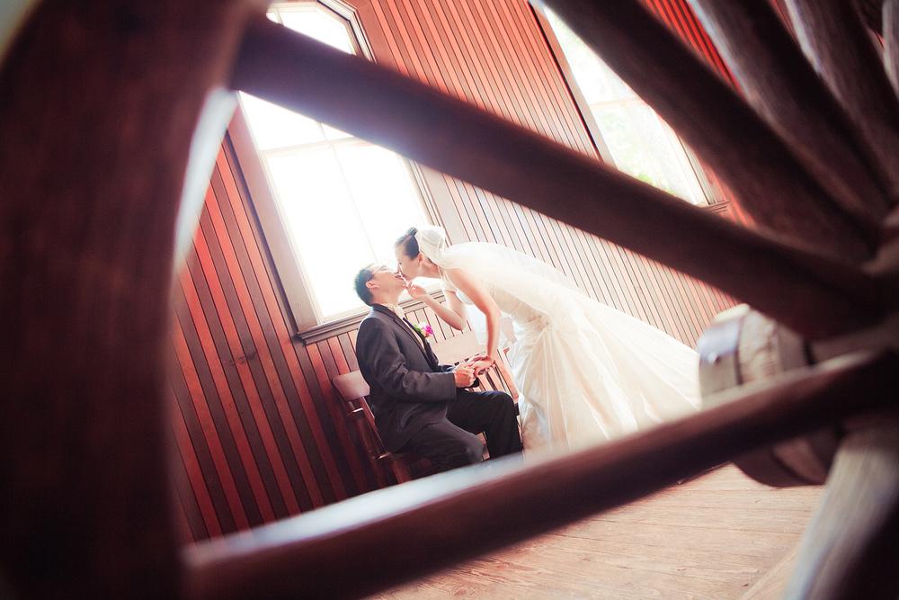 LA County Arboretum & Botanic Garden Wedding | Stephen Grant Photography