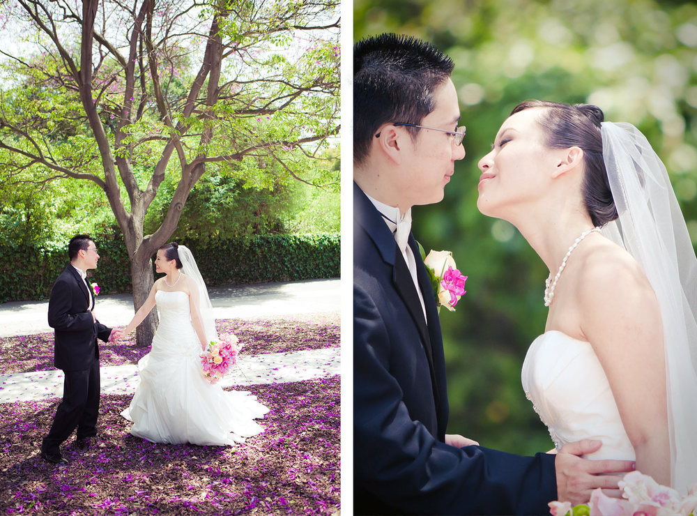 LA County Arboretum & Botanic Garden Wedding | Stephen Grant Photography