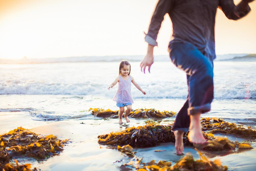 Malaga Cove Family Portraits | Stephen Grant Photography
