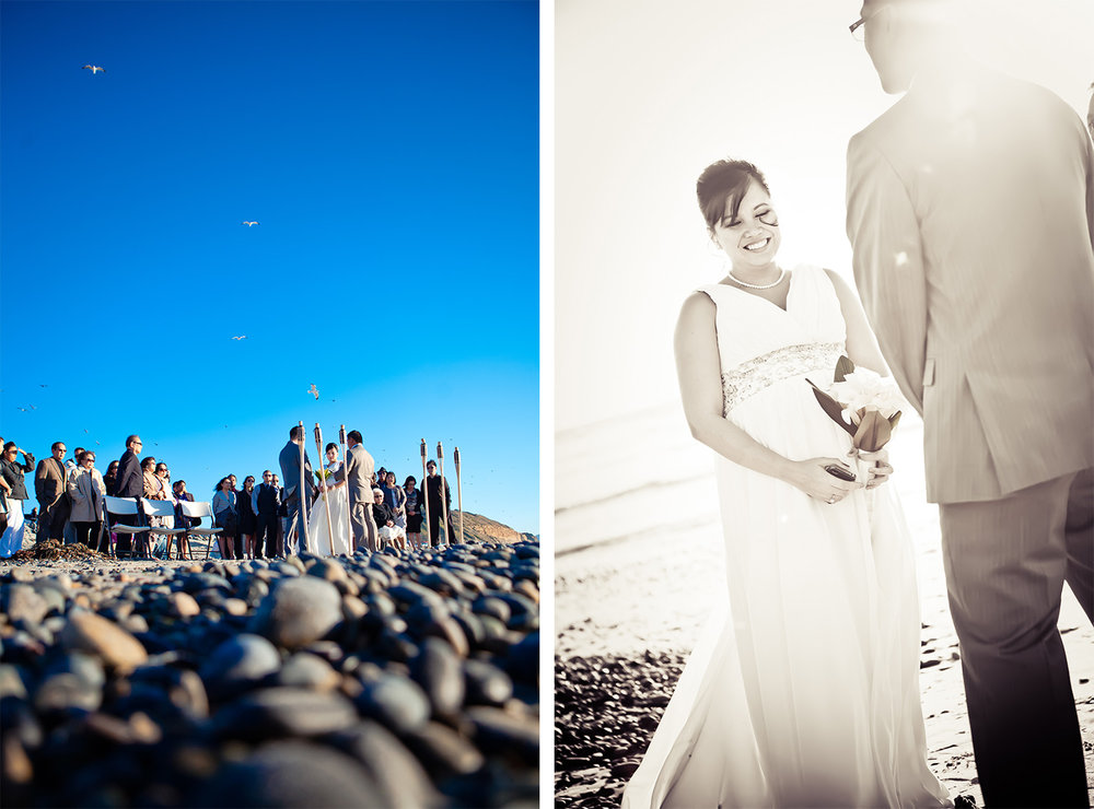 Torrey Pines State Beach Wedding | Stephen Grant Photography