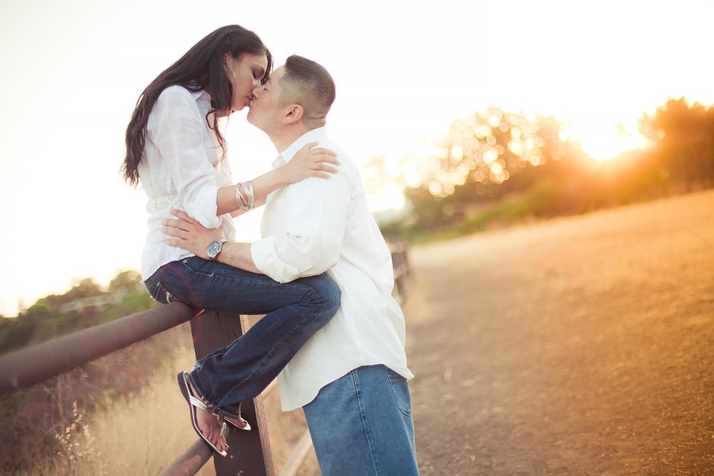 Abalone Cove Engagement | Stephen Grant Photography