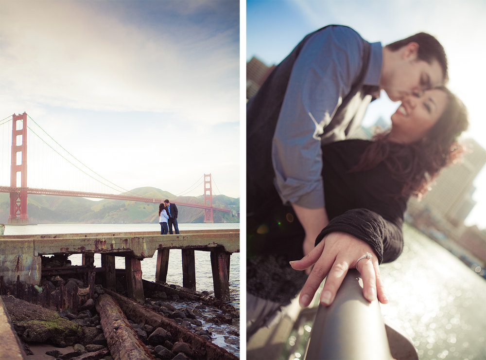 San Francisco Engagement | Stephen Grant Photography
