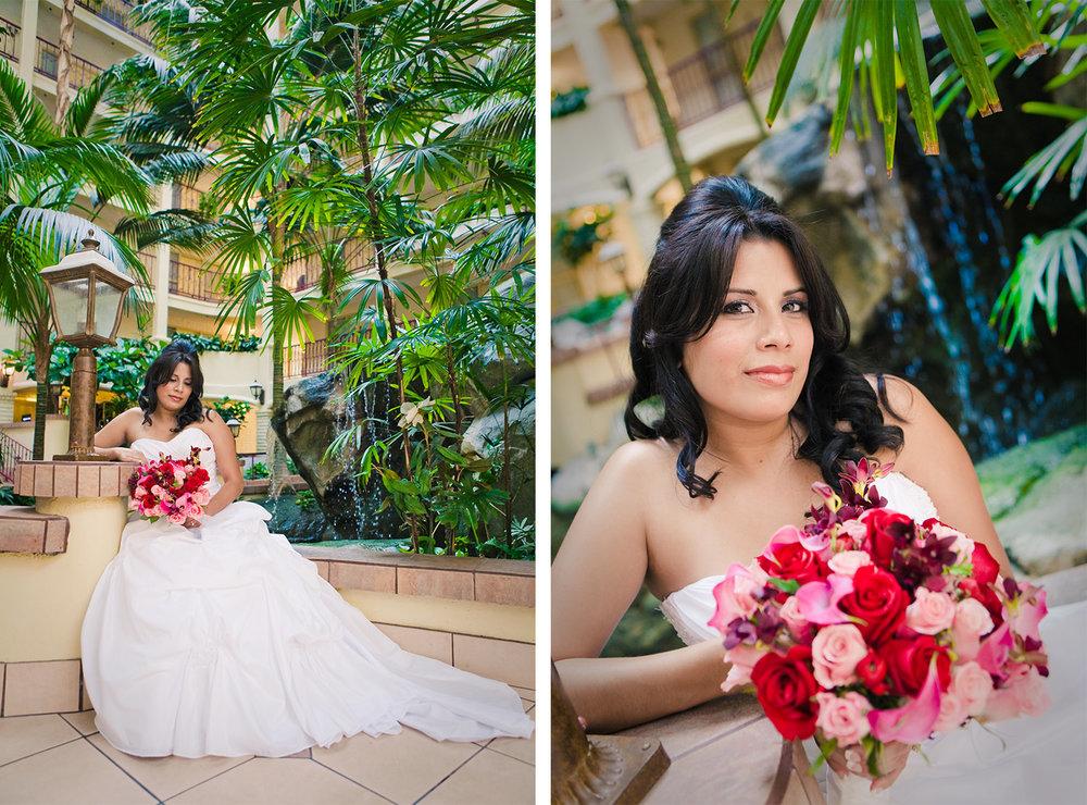 Westin Bonaventure Wedding | Stephen Grant Photography
