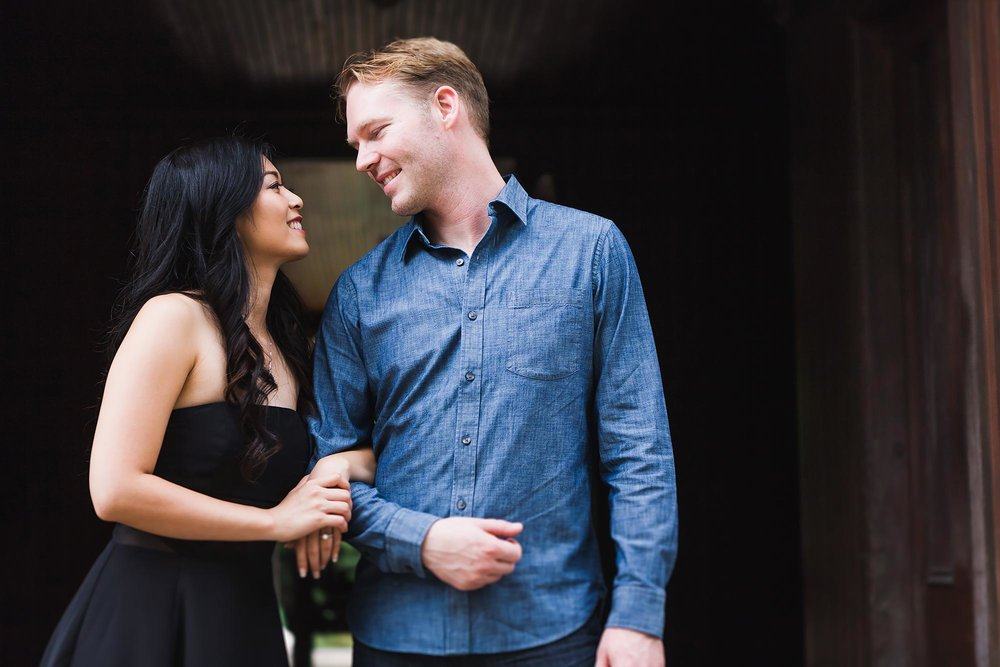 LA County Arboretum & Botanic Garden Engagement | Stephen Grant Photography