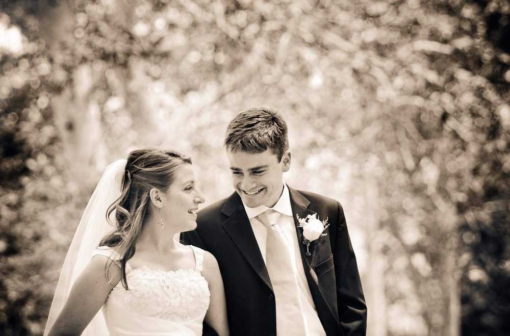 Calvary Bible Church Wedding | Stephen Grant Photography