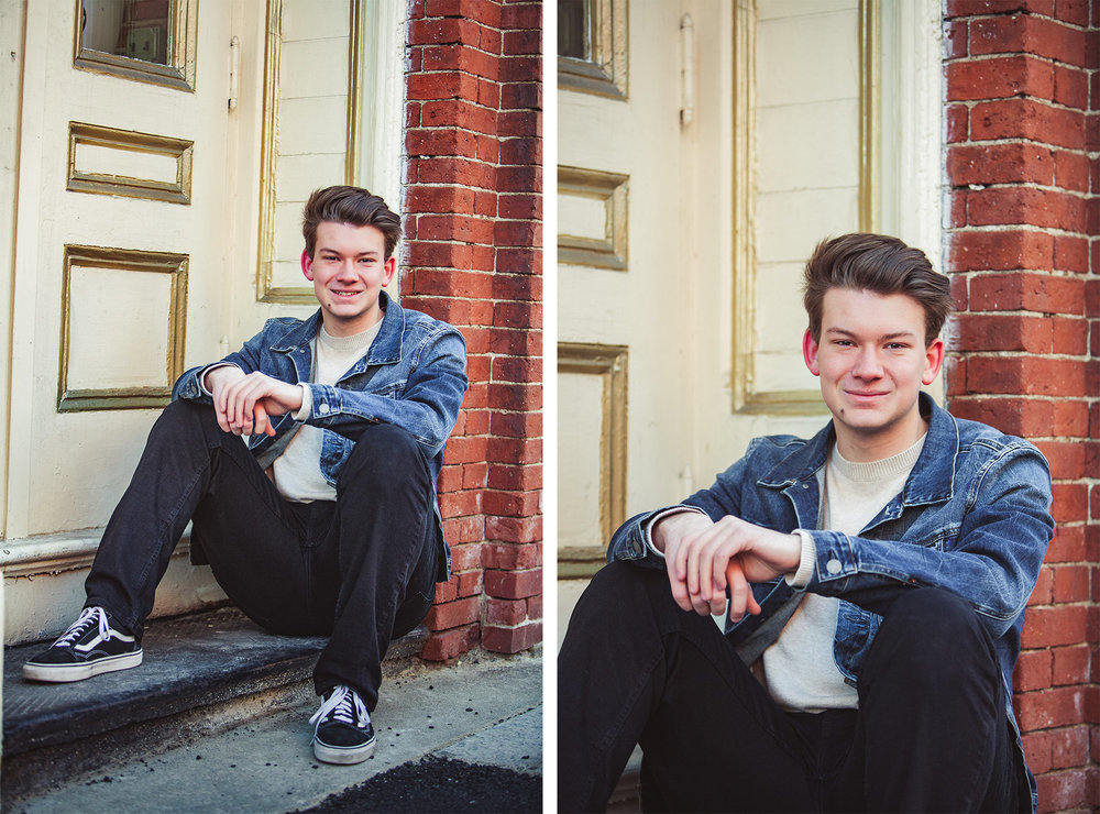 North Shore Haverhill Senior Portrait Photographer | Stephen Grant Photography