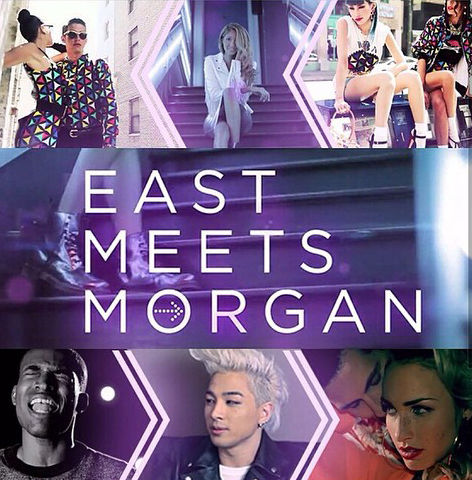 LATEST PROJECT: MY GLOBAL WEB SERIES| EAST MEETS WEST STYLE/MUSIC/AND BEYOND.