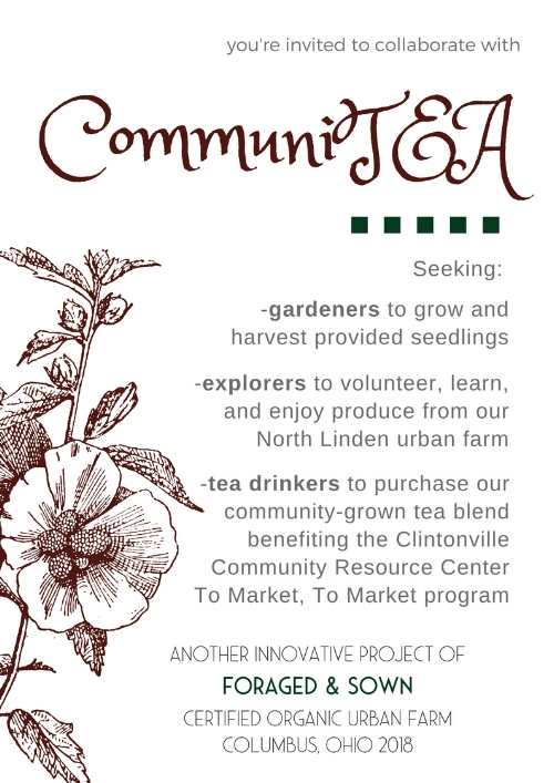 communitea invitation