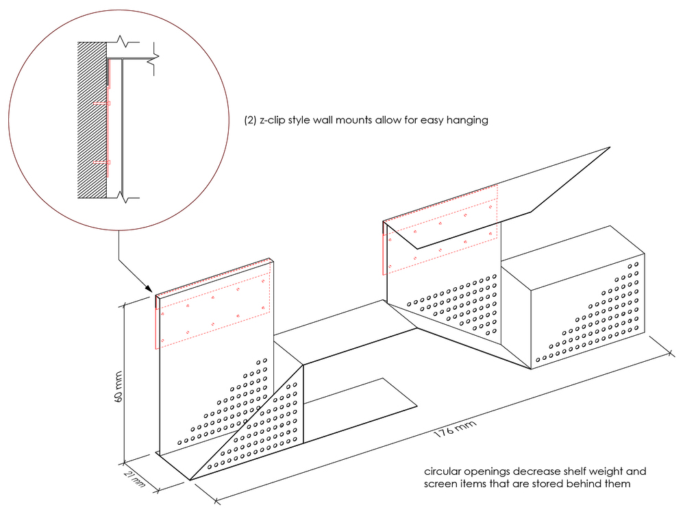 Wall Mounting System