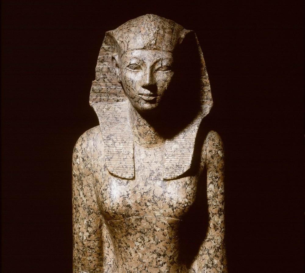 Hatschepsut, Sang Wanita Firaun yang Membangun Kuil Makamnya Sendiri