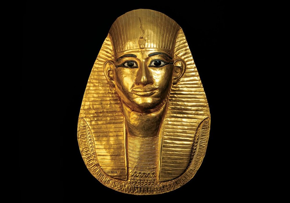 Golden Mask of King Amenemopet 2B - EMC.jpg