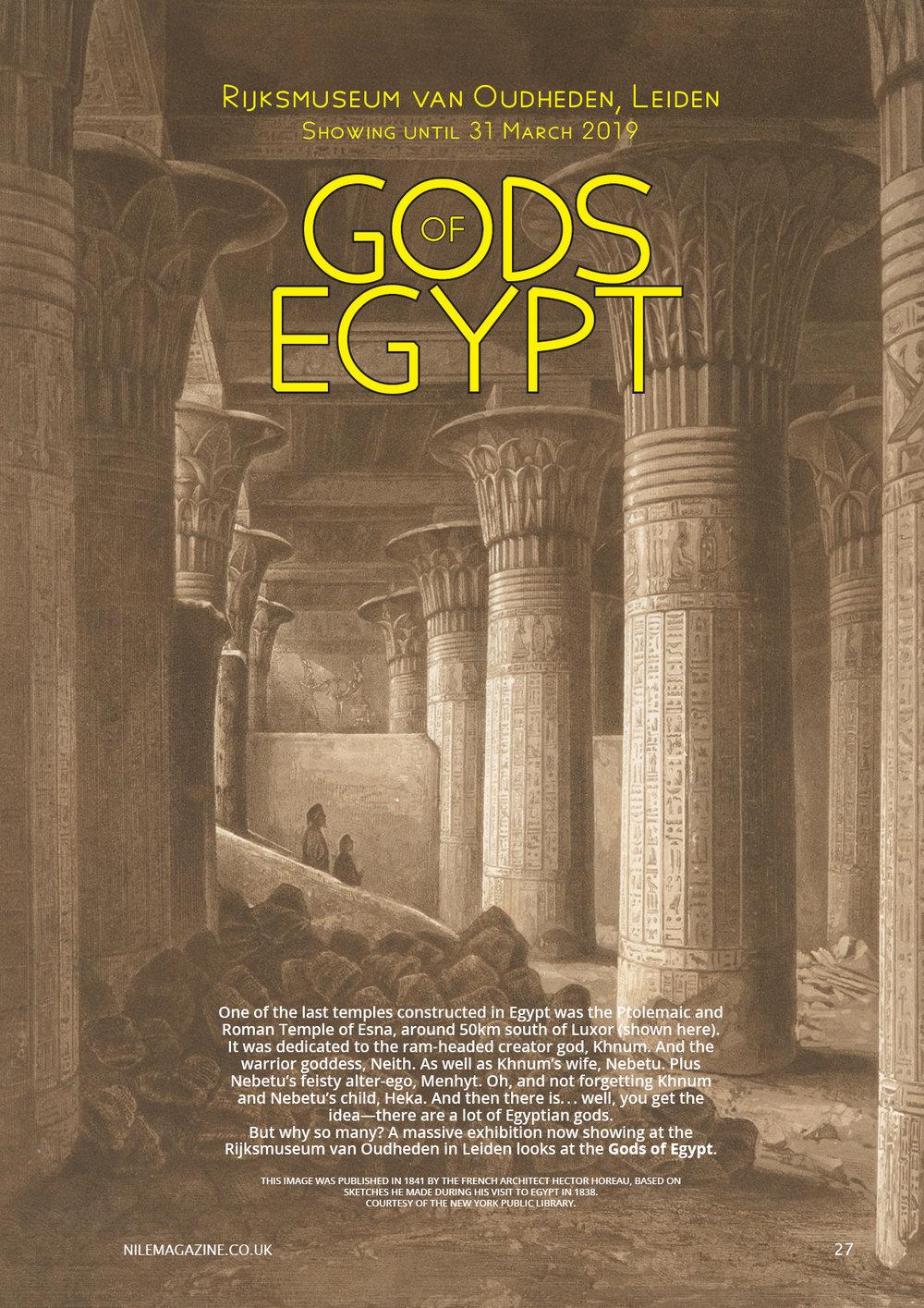 Nile 17, Gods of Egypt 1 1A.jpg