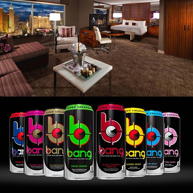 Shout out to @bangenergy.ceo ! On behalf of Events Plus..we sure hope you enjoyed those lovely suites at the world famous #mgmgrand ! Amazing to see the growth and your products all over the world! Keep doing it BIG! 🌎 @ryanjameschastain  To all our followers..be sure to try one of these delicious drinks for an extra boost to get you through the day. No crash..no jitters..and 0 sugar!  Highly recommended!  #mgm #destination #lasvegasstrip #Lasvegas #Vegas #instatravel #nightlife #bangenergy #mgmgrand #traveling #luxury #luxurytravel #fitness #workout #health #nutrition #energy #protein #casino #travel #picoftheday