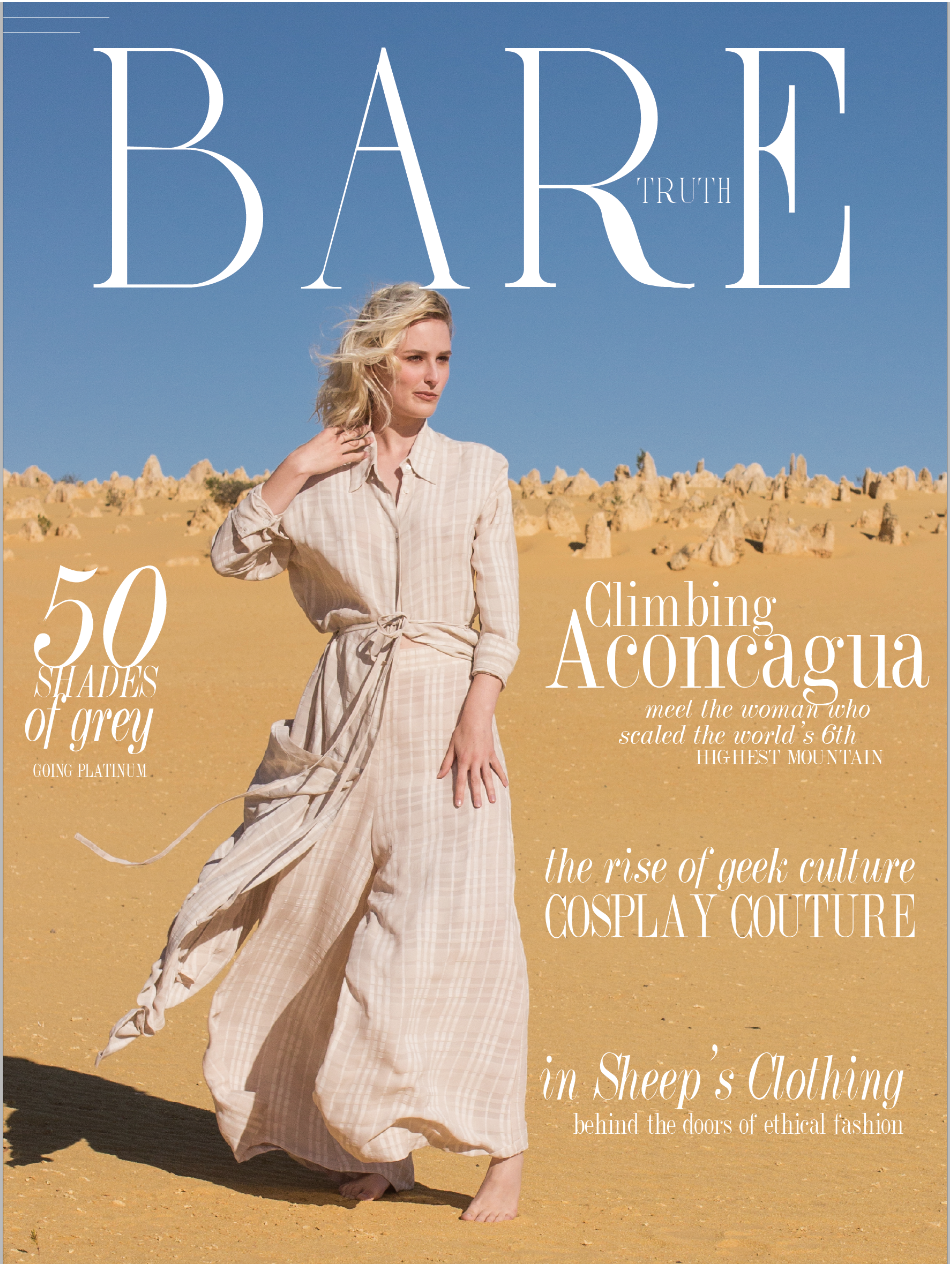 BARE TRUTH EDITORIAL
