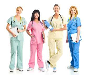 TOP TEN REASONS TO BECOME A NURSE