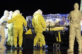 PATIENT DIAGNOSED WITH EBOLA IN DALLAS TEXAS