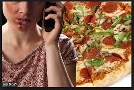 WOMAN CALLS 911 AND ORDERS PIZZA TO REPORT DOMESTIC VIOLENCE