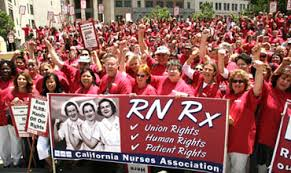 Nurses and unionization, should nurses be unionized. unions and nurses, unions for nurses, how do nurses unionize