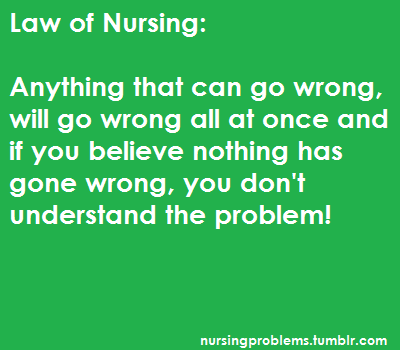 weekly dose of nursing humor