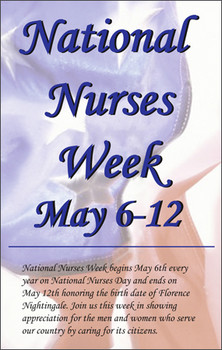 Happy Nurses Week, Onlyanurse, Onlyanurse.com