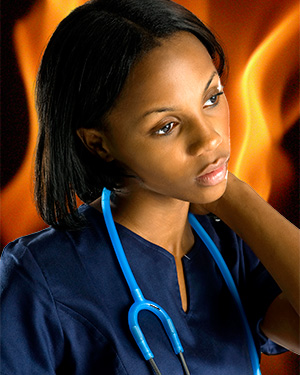 you are experiencing nursing burnout if...