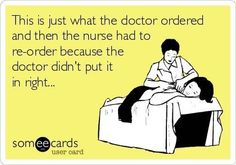Nursing humor