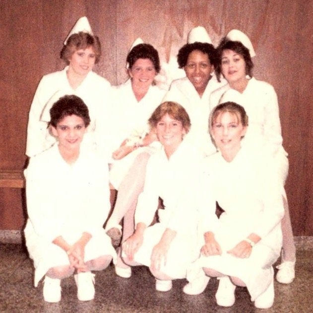 1984 MCCSD PN Graduation in Selden NY