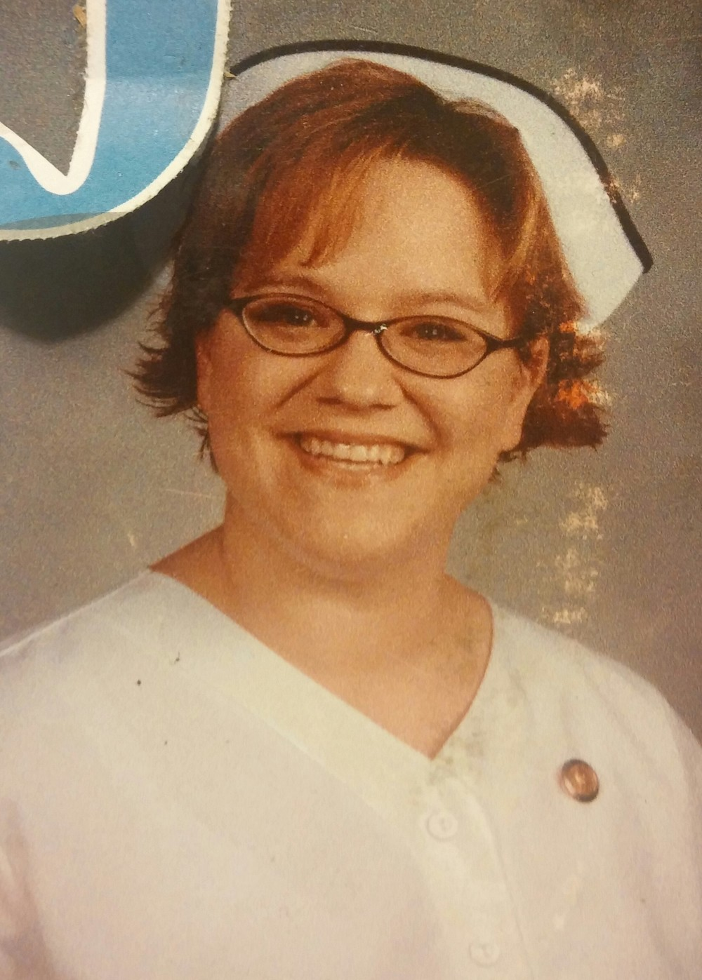 I was the only member of my class to wear one in 2005. My grandma and aunt were nurses and I wanted my graduation picture to reflect that history!  Jamie Gilliland, RN