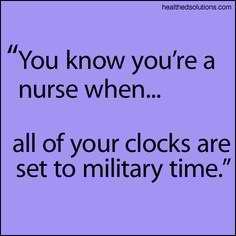 Funny nurse humor