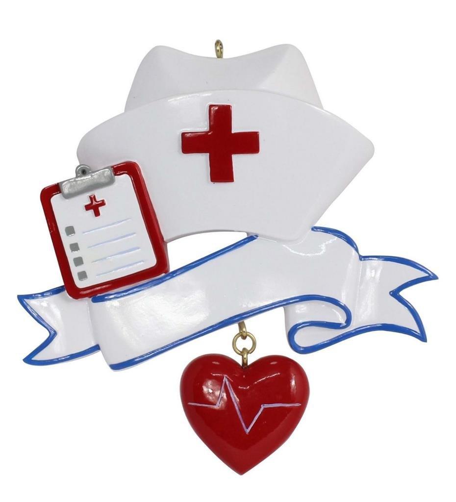 Personalized Nurse Ornament 2015 — Personalized Nurse Ornament ...